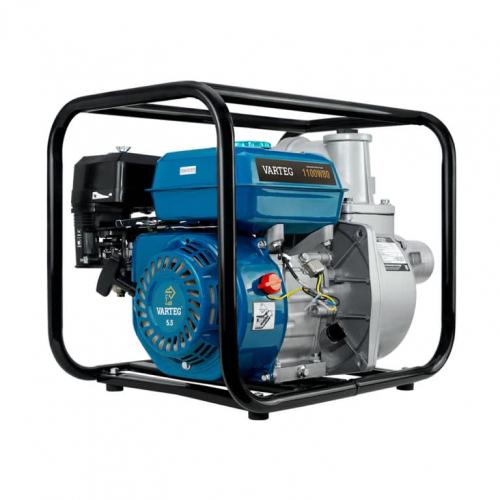 Мотопомпа бензиновая VARTEG 1300W80