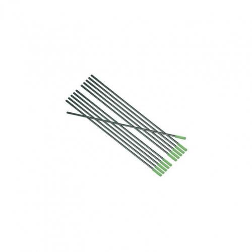 Электрод вольфрамовый FOXWELD WP 3,0 мм / 175 мм