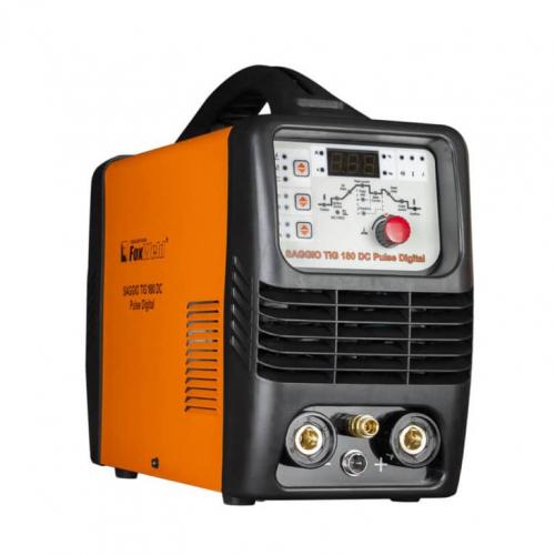 Сварочный аппарат FOXWELD SAGGIO TIG 180 DC PULSE DIGITAL