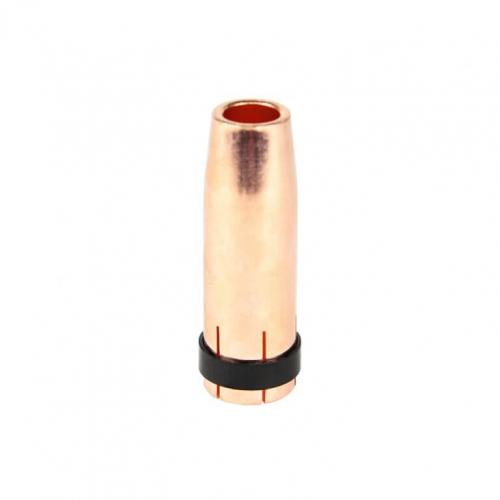 Газовое сопло для горелки MIG-500 сильно коническое д.14 мм