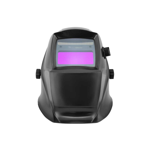 Маска сварщика FoxWeld АЛМАЗ, чёрная, 3700V