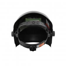 Маска сварщика FoxWeld Корунд 2, карбон, 9100V