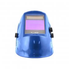 Маска сварщика FoxWeld GEFEST, синяя, 9500V