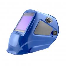 Маска сварщика FoxWeld FOXCRAFT, индиго, 9700V