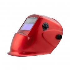 Маска сварщика FoxWeld Корунд 2, красная, 7100V
