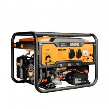 Бензиновый генератор FoxWeld Standart G3500 E