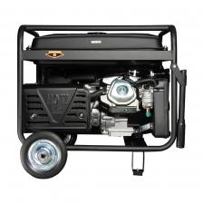Бензиновый генератор-FoxWeld Expert G7500 EW